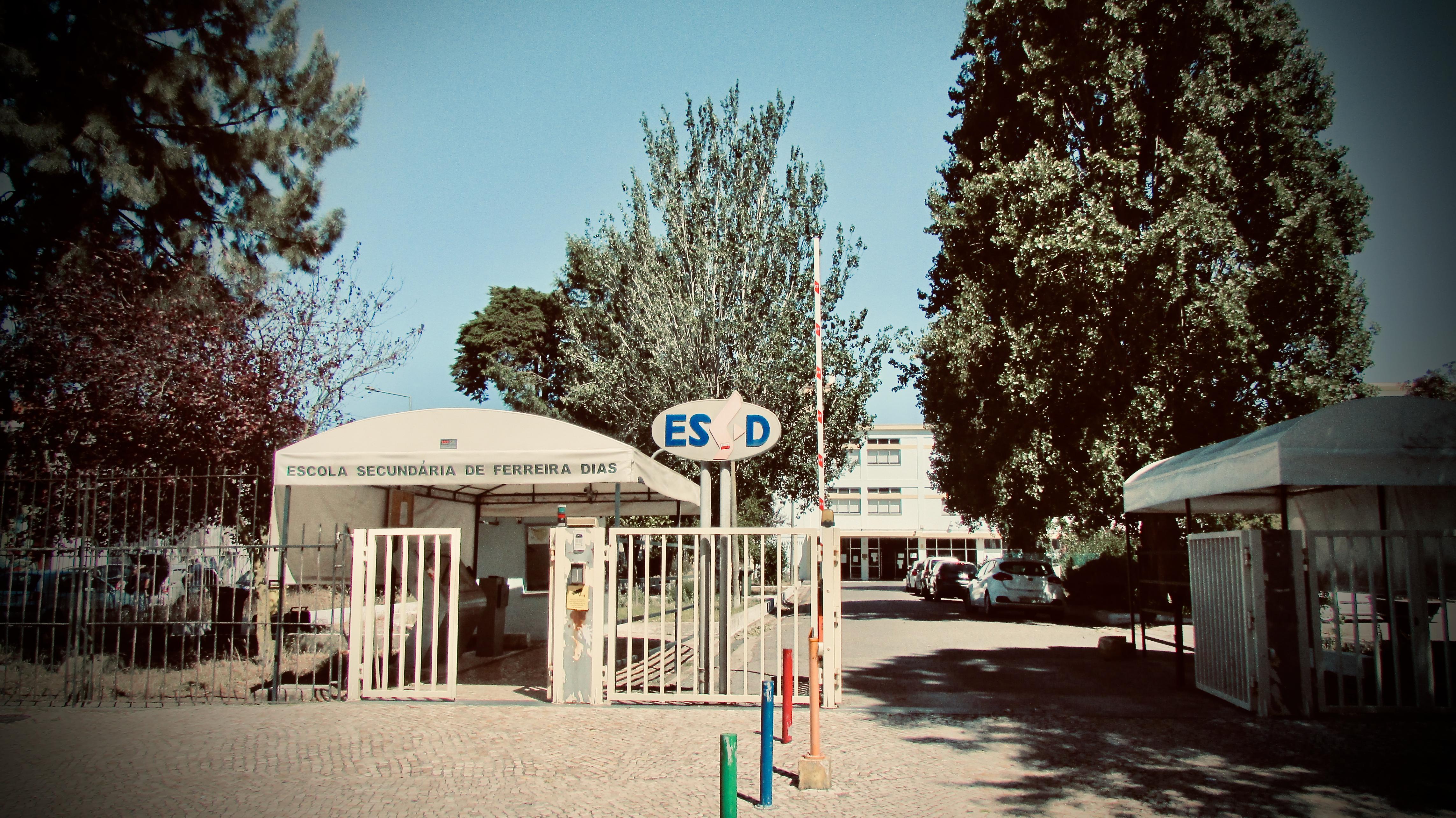 Escola sede: Escola Secundária Ferreira Dias